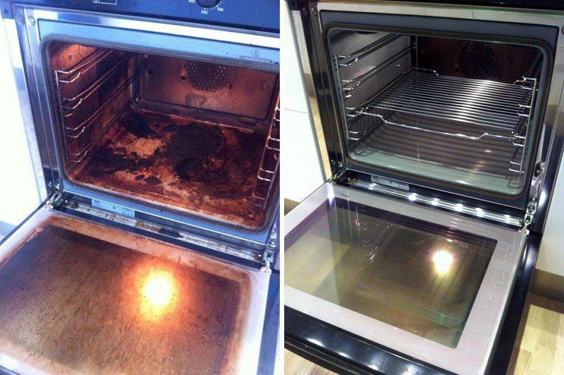 oven cleaning duncraig