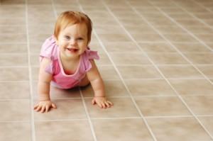 Tiles and Grout Clean Enough For Kids