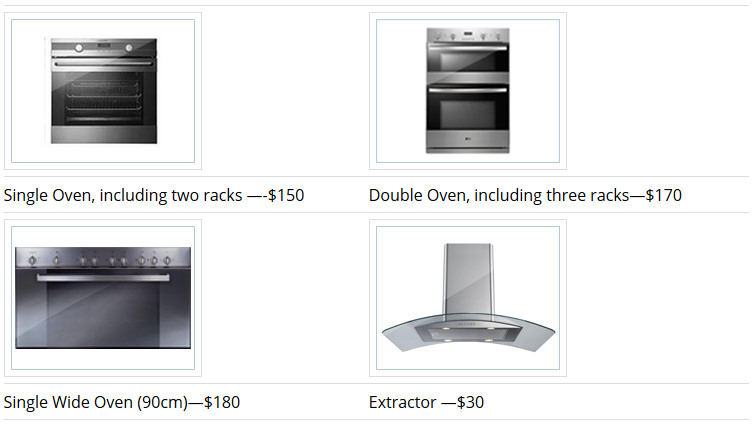 oven cleaning prices in perth